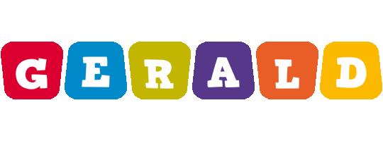 Gerald kiddo logo