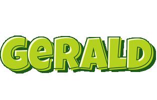 Gerald summer logo