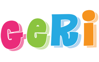 Geri friday logo
