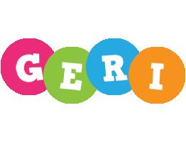 Geri friends logo