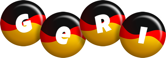 Geri german logo