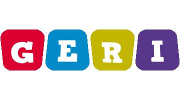 Geri kiddo logo