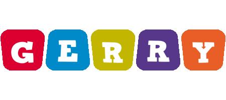 Gerry daycare logo