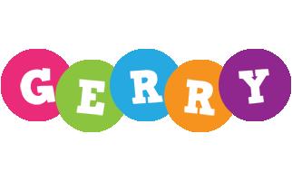 Gerry friends logo