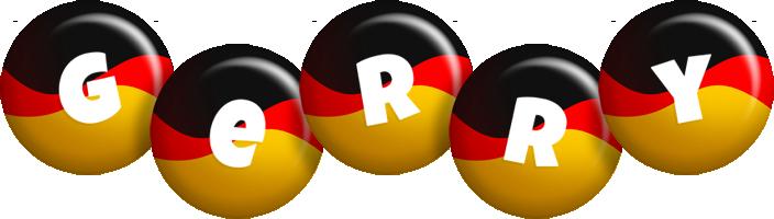 Gerry german logo