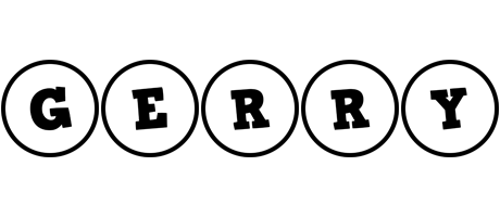 Gerry handy logo