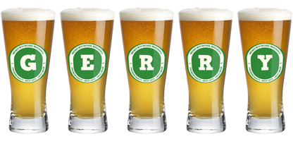 Gerry lager logo