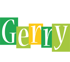 Gerry lemonade logo