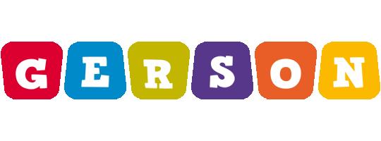 Gerson kiddo logo