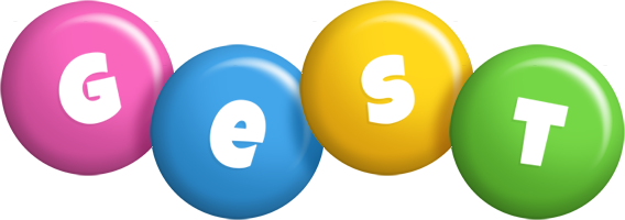Gest candy logo