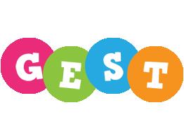 Gest friends logo