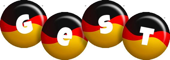 Gest german logo
