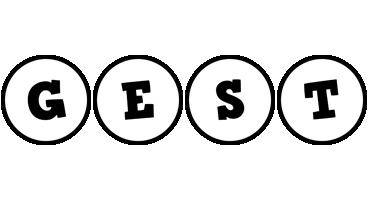 Gest handy logo