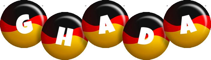 Ghada german logo
