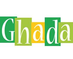 Ghada lemonade logo