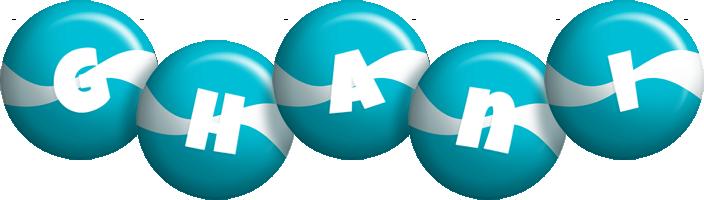 Ghani messi logo