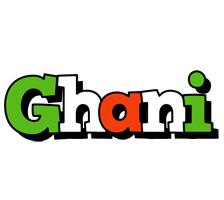 Ghani venezia logo