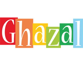 Ghazal colors logo