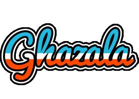 Ghazala america logo