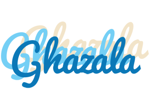 Ghazala breeze logo