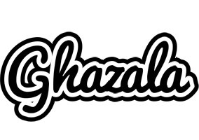 Ghazala chess logo