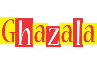Ghazala errors logo