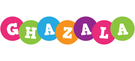 Ghazala friends logo