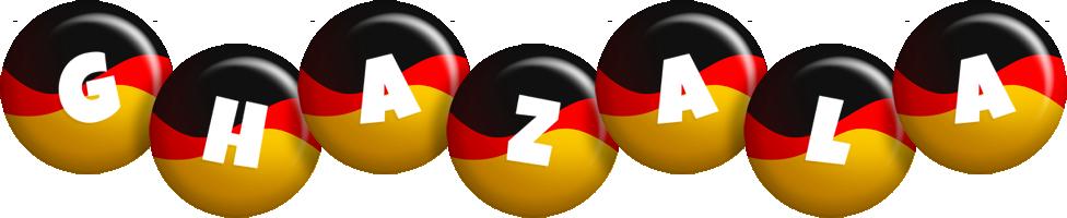 Ghazala german logo