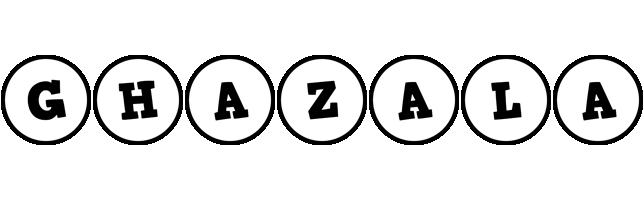 Ghazala handy logo