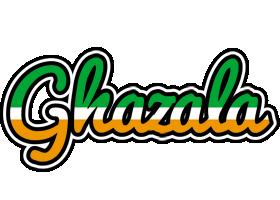 Ghazala ireland logo