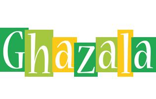 Ghazala lemonade logo