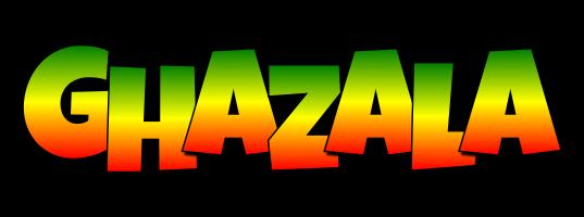 Ghazala mango logo