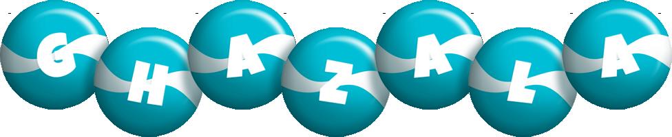 Ghazala messi logo