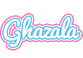 Ghazala outdoors logo
