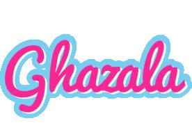 Ghazala popstar logo
