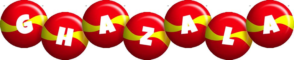 Ghazala spain logo