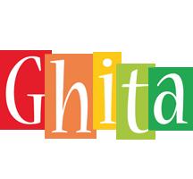 Ghita colors logo