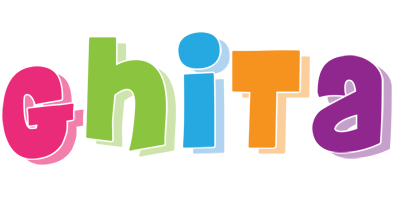 Ghita friday logo