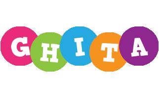 Ghita friends logo