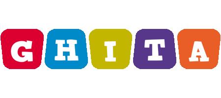 Ghita kiddo logo