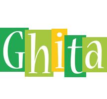 Ghita lemonade logo