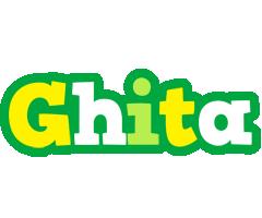 Ghita soccer logo