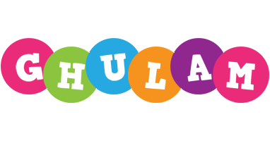 Ghulam friends logo