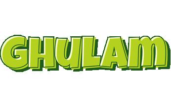 Ghulam summer logo