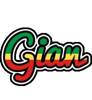 Gian african logo