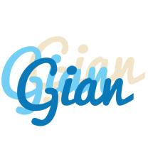 Gian breeze logo