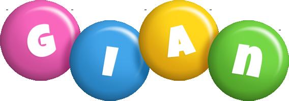 Gian candy logo