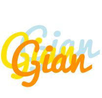 Gian energy logo