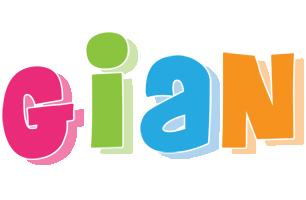 Gian friday logo