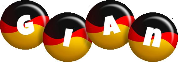 Gian german logo